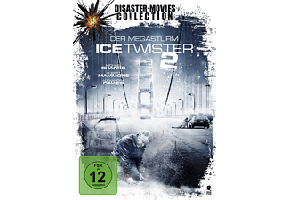Ice Twister 2 - (DVD)