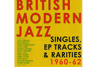 VARIOUS - British Modern Jazz - (CD)