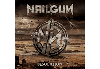 Nailgun - Desolation - (CD)