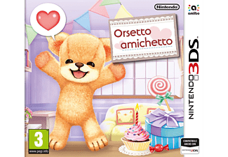 Teddy Together 3DS  Nintendo 3DS