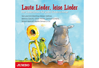VARIOUS - Laute Lieder,Leise Lieder - (CD)