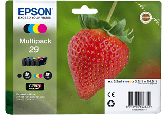 EPSON Multipack 4-colours 29 Claria Home Ink - (C13T29864010)