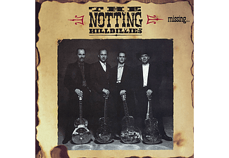 The Notting Hillbillies - Missing... Presumed Having a Good Time (Vinyl LP (nagylemez))