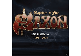 Saxon - Baptism Of Fire - (CD)