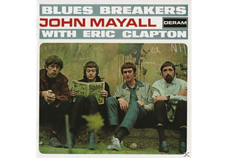Mayall John & The Bluesbreakers With Clapton Eric, John Mayall & The Bluesbreakers - Bluesbreakers - (Vinyl)