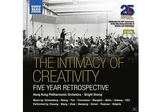 VARIOUS - The Intimacy of Creativity - (CD)