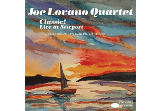 Joe Lovano Quartet - Classic! Live At Newport 2016 - (CD)