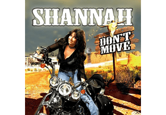 Shannah - DON T MOVE - (CD)