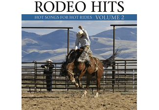 VARIOUS - Rodeo Hits Vol. 2 - (CD)