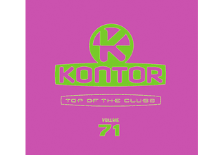 VARIOUS - Kontor Top Of The Clubs Vol.71 - (CD)