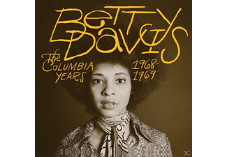 Betty Davis - The Columbia Years 1968-1969 - (Vinyl)