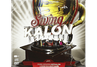 Bagdad Men Ha Tan & Giz'kalon - Swing Kalon - (CD)