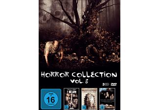Horror-Collection 3 - (Blu-ray)