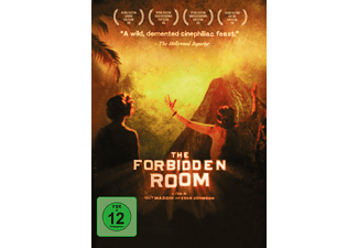 The Forbidden Room - (DVD)