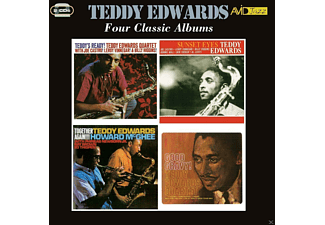Teddy Edwards - Teddy Edwards - Four Classic Albums - (CD)