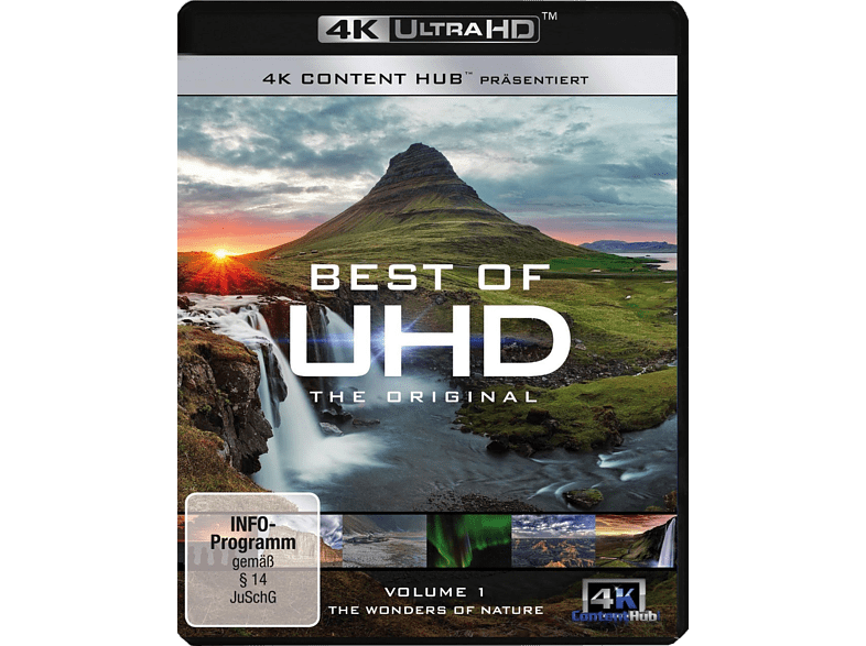Best of Ultra HD-4k [4K Ultra HD Blu-ray]