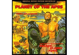 VARIOUS - Planet of the Apes / Escape from the Planet of the Apes - (CD)