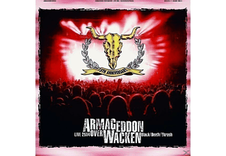 VARIOUS - Armageddon Over Wacken (Black, Death) - (Vinyl)
