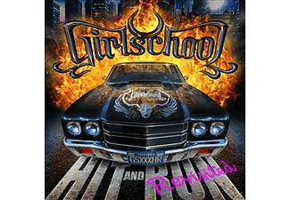 Girlschool - Hit And Run-Revisited [CD]