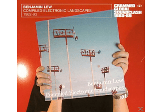 Benjamin Lew - Compiled Electronic Landscapes 1982-93 - (CD)