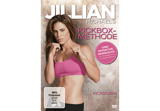 Jillian Michaels Kickbox-Methode - (DVD)