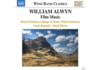 Diverse, Royal Northern College Of Music - Film Music arranged for Wind Band - (CD)