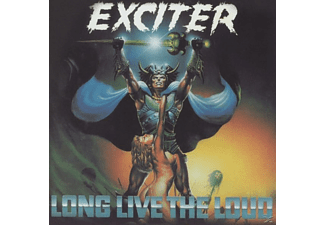 Exciter - Long Live The Loud - (CD)