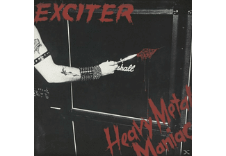 Exciter - HEAVY METAL MANIAC - (CD)