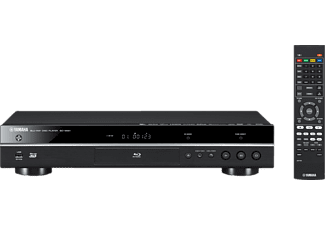 YAMAHA 3D-Blu-ray-Player BD-S681, schwarz