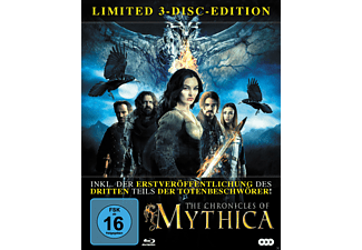 The Chronicles of Mythica - Limited 3-Disc-Edition [Blu-ray]