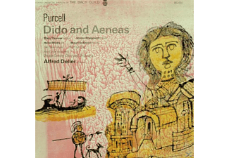 VARIOUS - The Masque In Dioclesian / Dido And Aeneas - (CD)