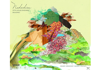 Fifth House Ensemble - Nedudim - (CD)