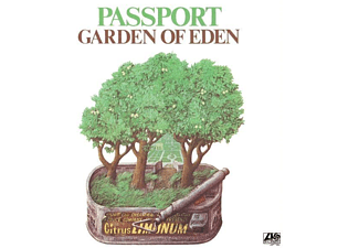 Passport - Garden Of Eden - (CD)