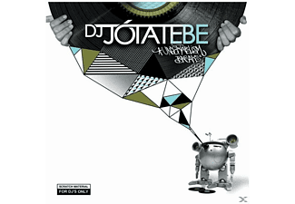 Dj Jotatebe - Undertablism Breaks - (Vinyl)