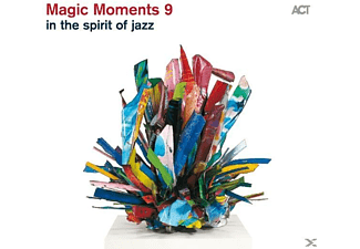 VARIOUS - Magic Moments 9 - (CD)