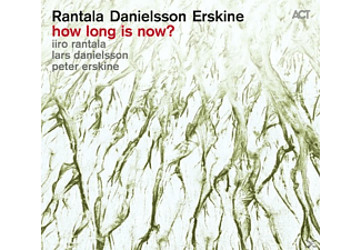 Rantala, Iiro / Danielsson, Lars / Erskine, Peter - How long is now? - (LP + Download)