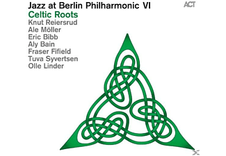 Reiersrud,Knut/Möller,Ale/Bibb,Eric/+ - Jazz at Berlin Philharmonic VI-Celtic Roots - (CD)