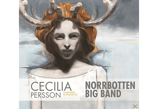 Cecilia/norbotten Big Band Persson - Cecilia Persson+Norbotten Big Band - (CD)