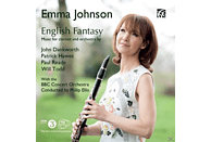 Emma Johnson - English Fantasy [CD]