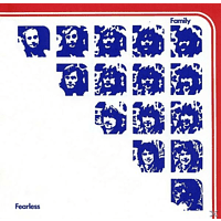 Family - Fearless [CD]