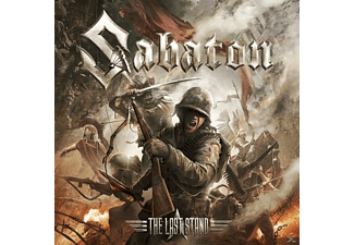 Sabaton - The Last Stand - Limited Edition Box Set (CD + DVD)