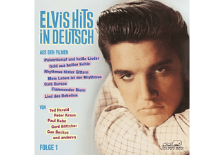 VARIOUS - Elvis Hits Auf Deutsch Vol.1 - (CD)