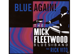 Mick Blues Band Fleetwood - Blue Again! - (CD)