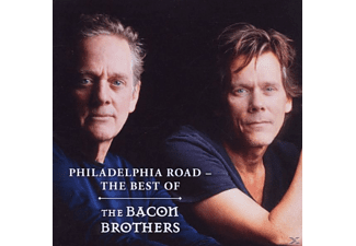 The Bacon Brothers - Philadelphia Road-The Best Of - (CD)
