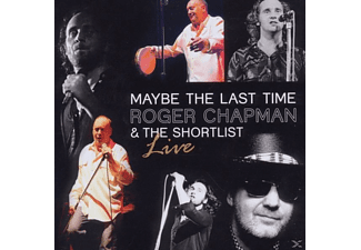 Roger & The Shortlist Chapman - Maybe The Last Time - (CD)