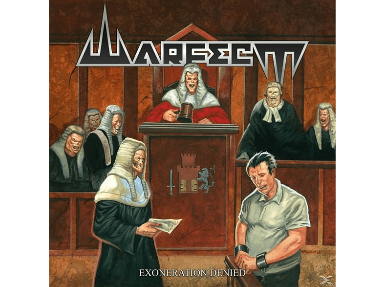Warfect - Exoneration Denied [CD]