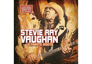 Stevie Ray Vaughan - Ultimate Roots - (CD)