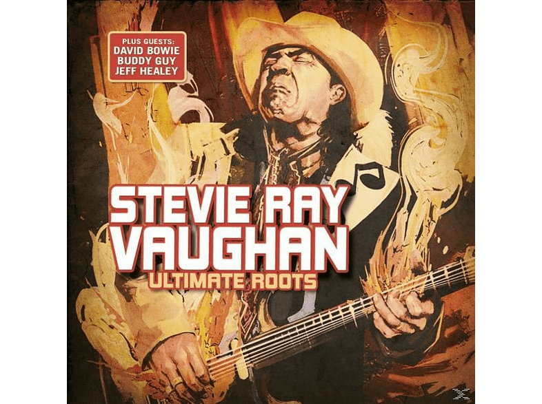 Stevie Ray Vaughan - Ultimate Roots [CD]