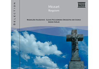 VARIOUS, Hajossyova/Kosler/Slovak PO - Requiem - (CD)