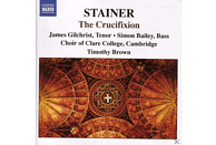 Timothy Brown, Choir Of Clare College Cambridge - The Crucifixion [CD]